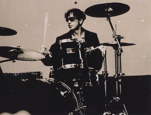 Happy Birthday Bill Berry, drummer R.E.M.  Born today in 1958.