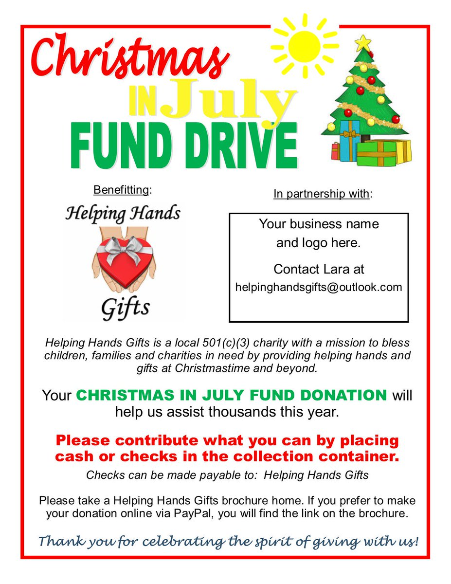 Helping Hands Gifts on Twitter: \