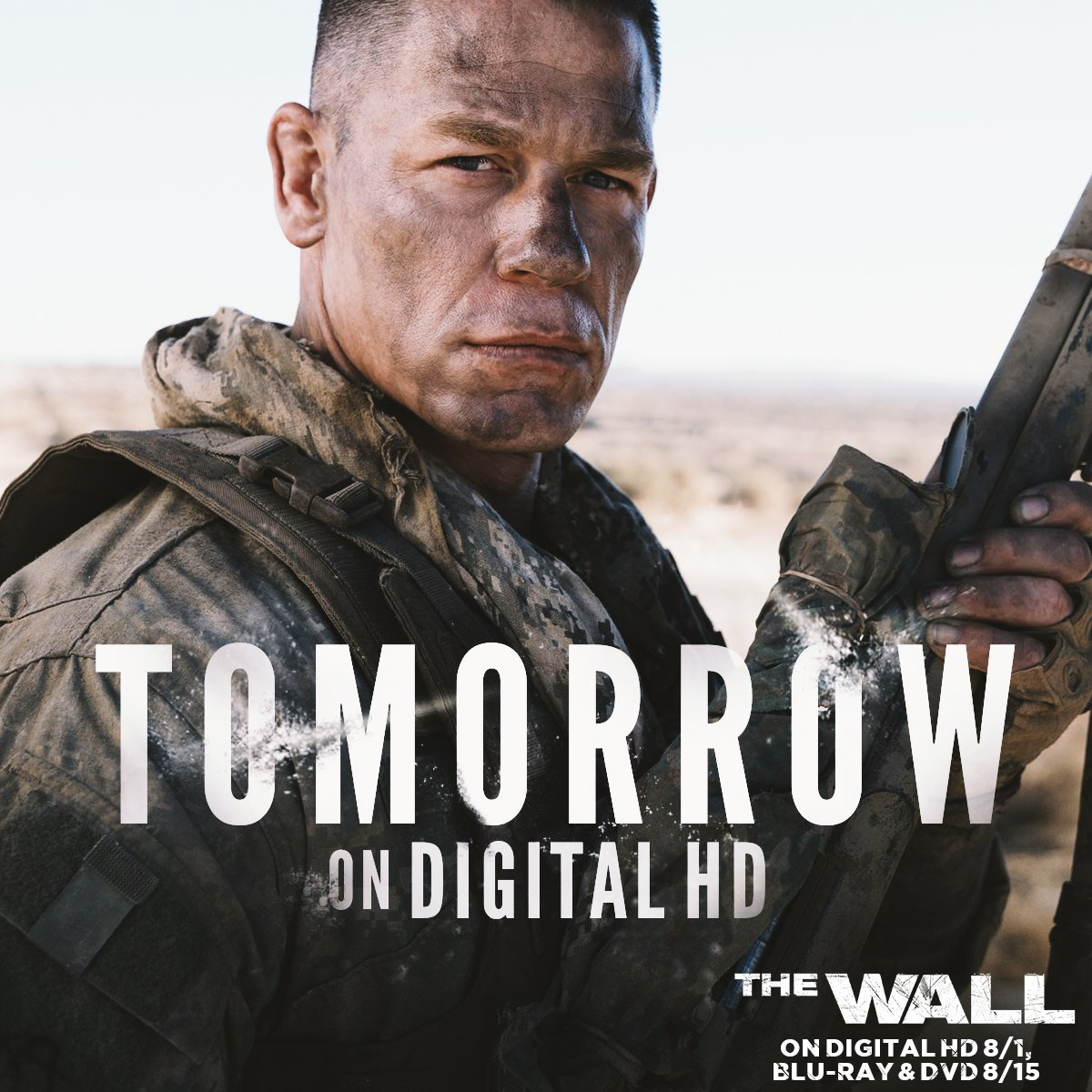 The Wall Movie on Twitter: \