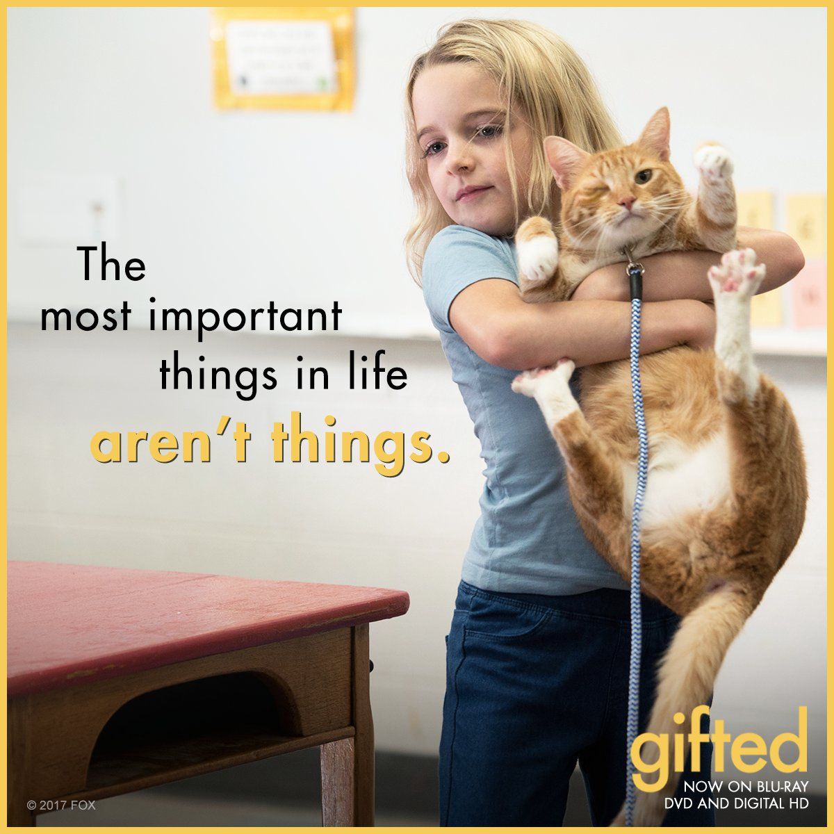 Gifted Movie On Twitter Life Is Better When You Share It With The Ones You Love Watch Giftedmovie Tonight Https T Co 2ez1fihfgj