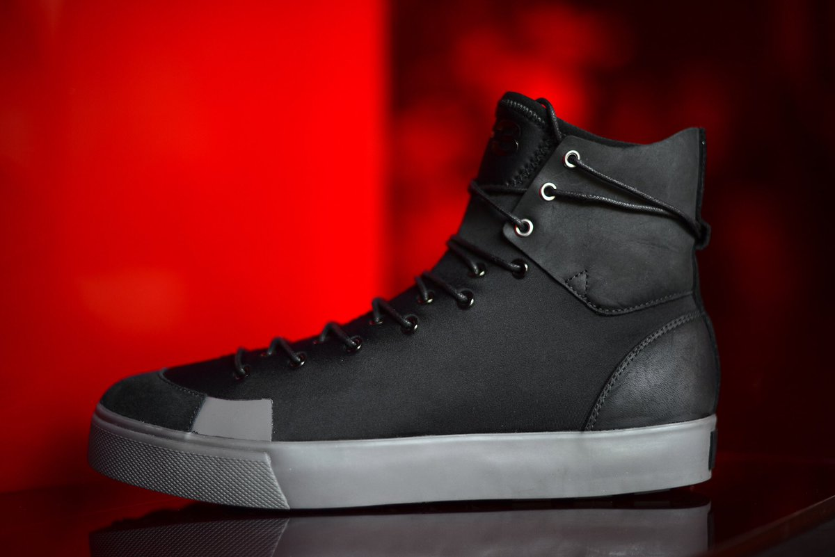 Y-3 Qasa Sneakers for Men High Tops, Low Tops Adidas Y-3
