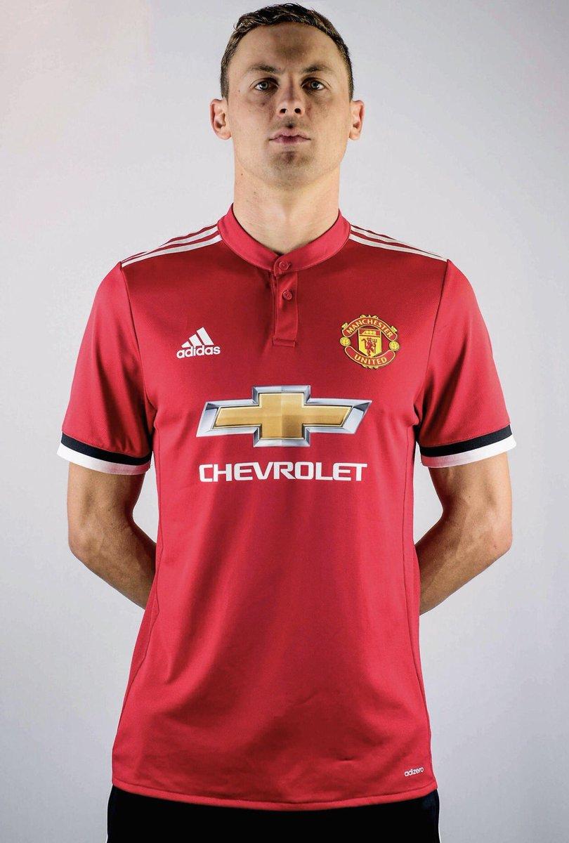 "Manchester United on Twitter ""Nemanja Matic wearing the"