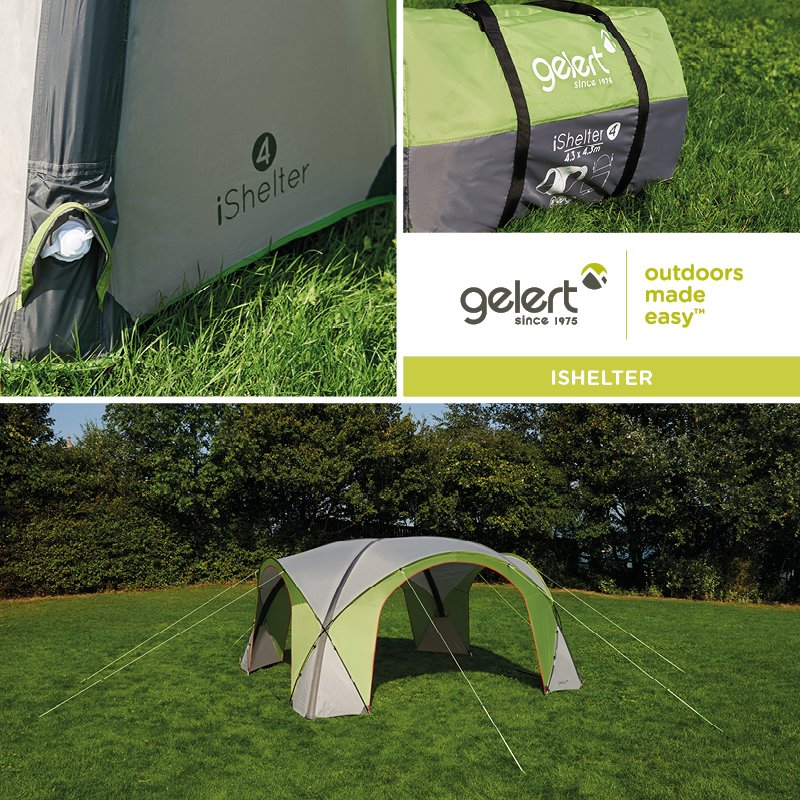 Make the most of the summer weather with the innovative iShelter > https://t.co/9eU11LJOOY https://t.co/SKeKysJ8jw