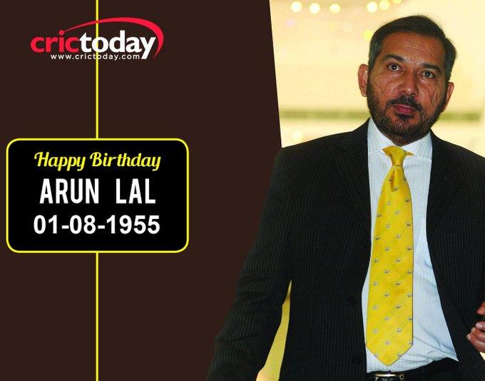 Happy Birthday Arun Lal