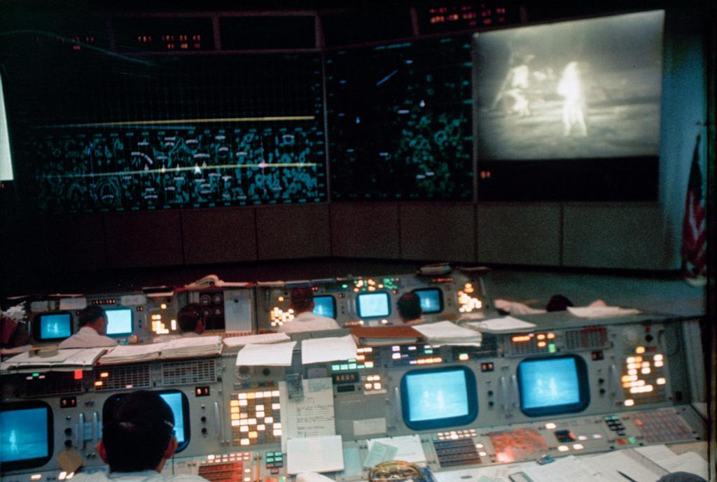 The Apollo Mission Control Center is getting a second chance at life on Kickstarter