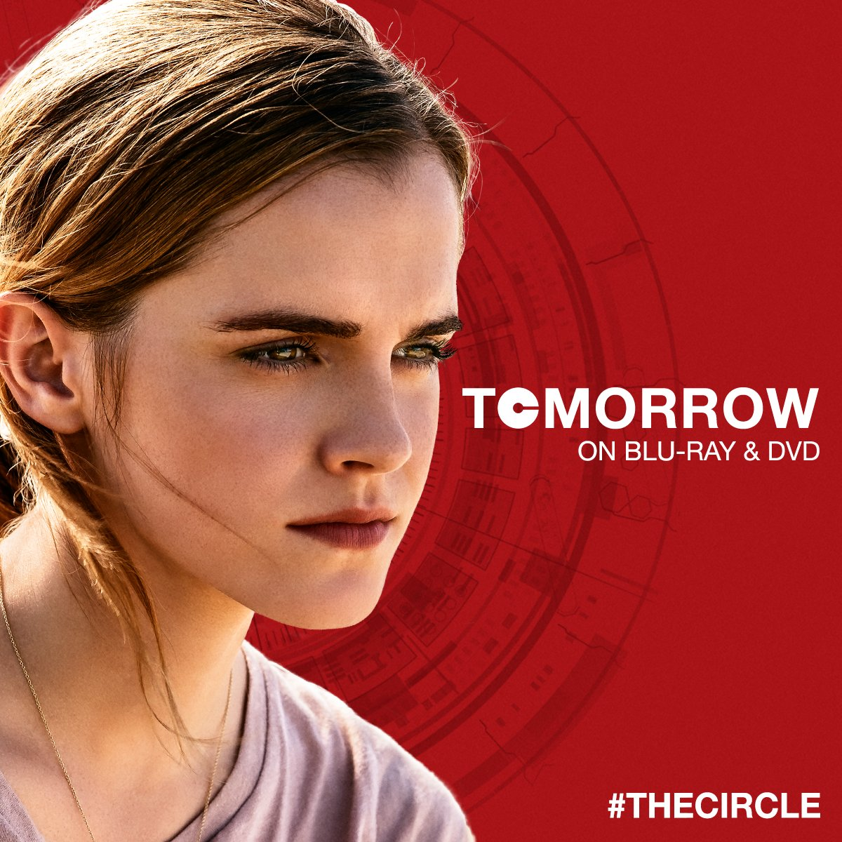 Discover the secrets behind #TheCircle. On Blu-ray & DVD TOMORROW. bit.ly/2uRK8a2