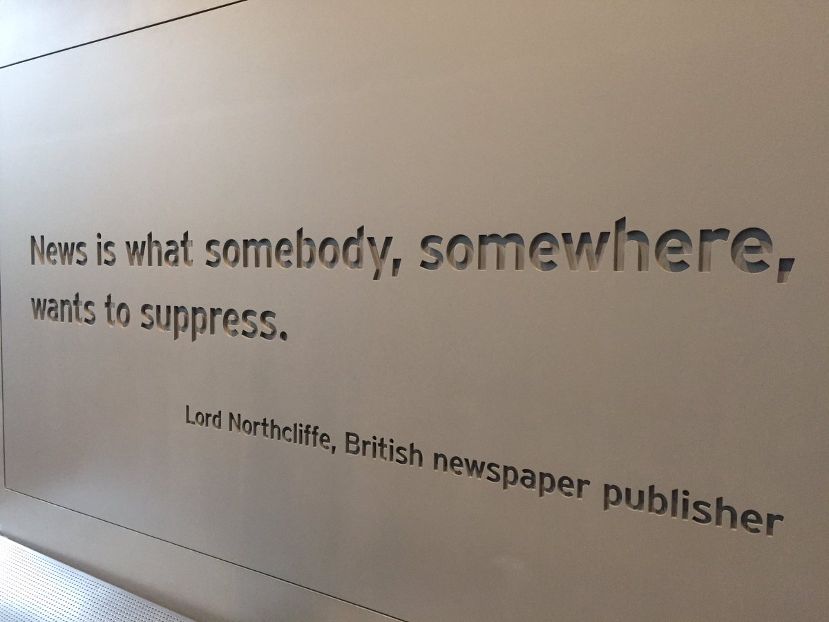 Visiting a place that hits close to home @Newseum #washingtondc #smilinvacationcam