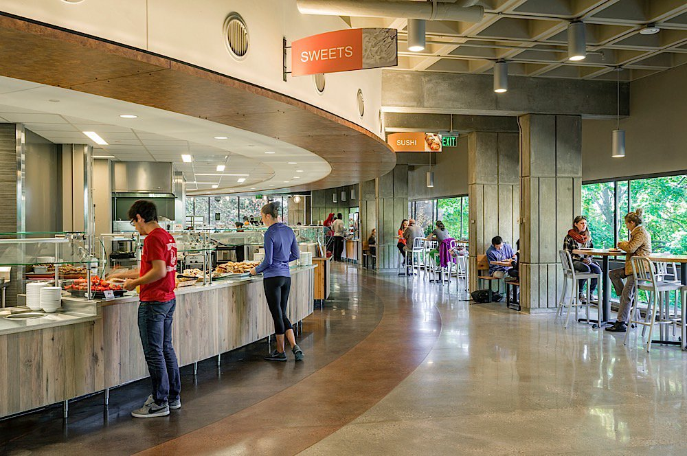 Umass Amherst On Twitter Umass Amherst Umassdining Is No 1 In Campus Dining For 2nd