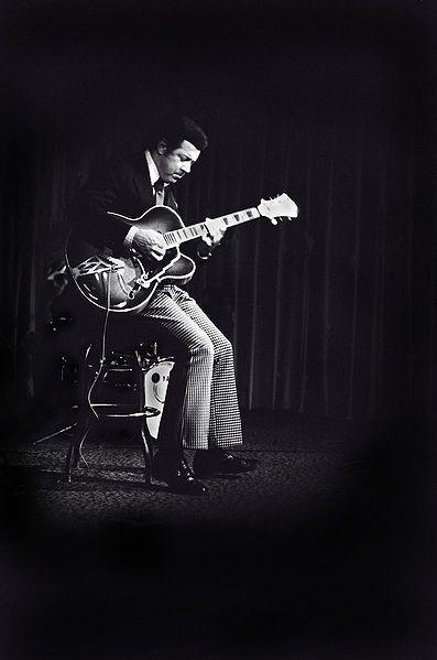 Happy birthday to jazz guitarist Kenny Burrell!  Listen now: