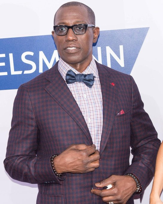 Happy birthday Wesley Snipes he just turned 55 and yes he\s from my hometown Carolina