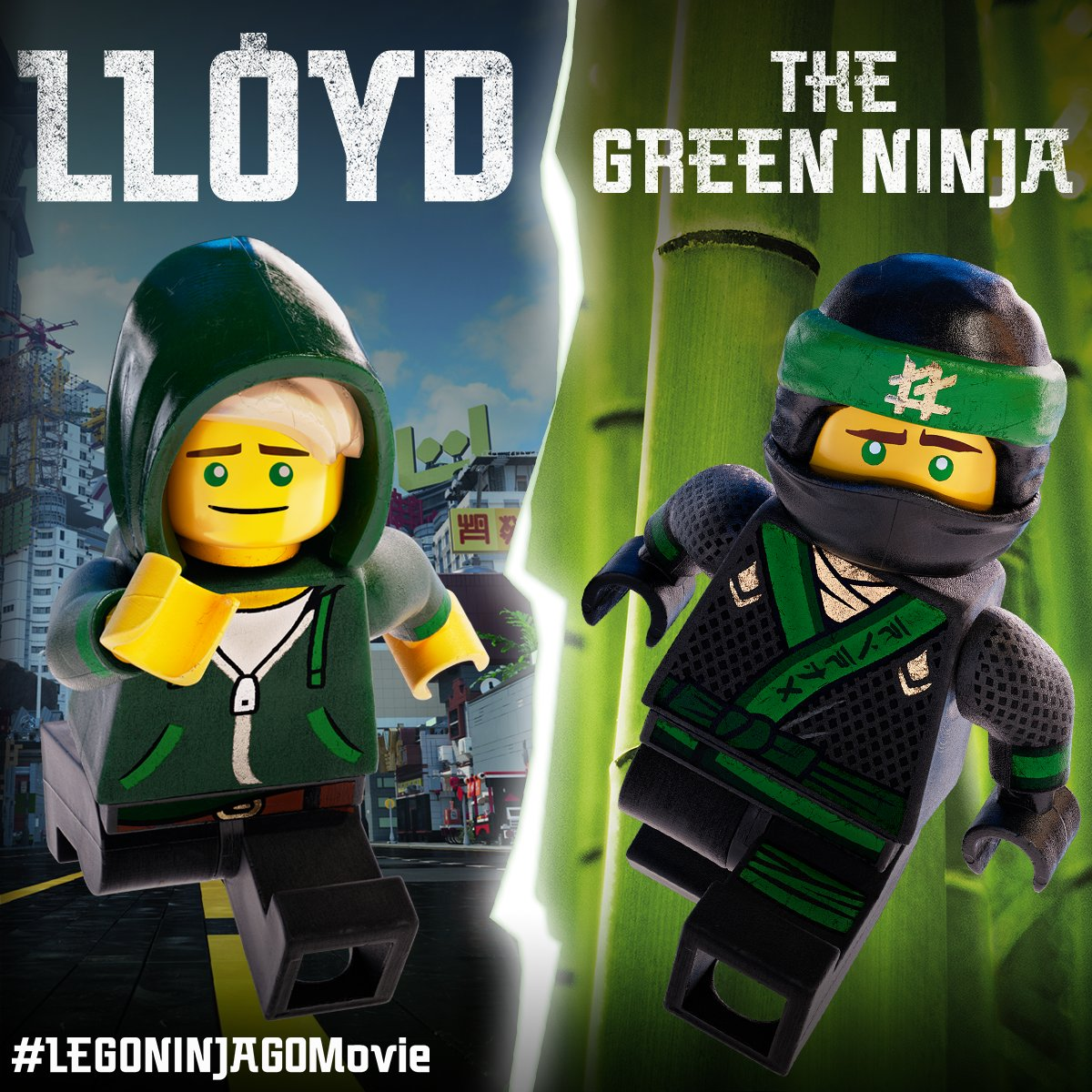 LEGO NINJAGO Movie on Twitter: \
