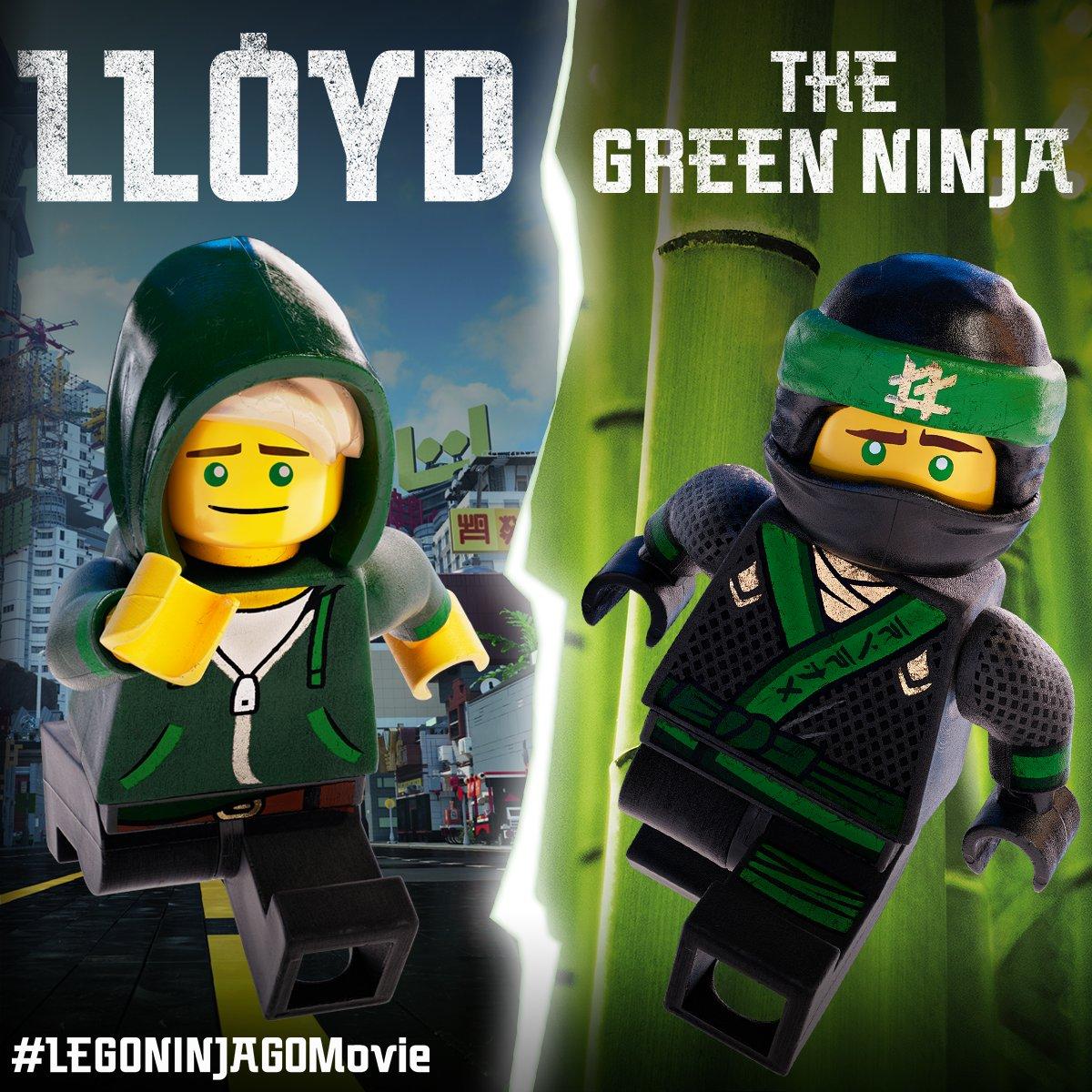 Lego ninjago movie on twitter lloyd the leader who no - Photo ninjago ...