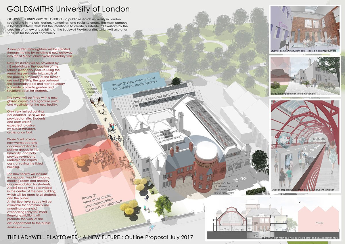 Four visionary schemes for Ladywell Playtower's future. Which is your favourite? https://t.co/BJAYk1qcXA https://t.co/S4hNppvpUD