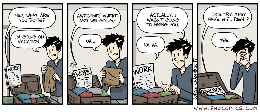 Phd Comics On Twitter Quot I Tried Https T Co L7dsoxobcy