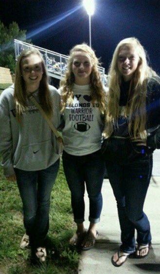 Happy birthday Courtney! Hope you have a fantastic day, I\ll miss being in Dodge with you! Love you girl!
