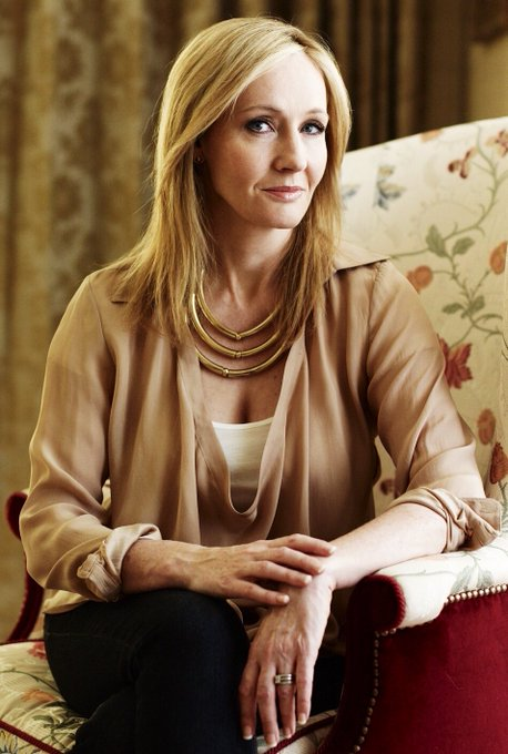 Happy Birthday to the one and only J.K. Rowling.