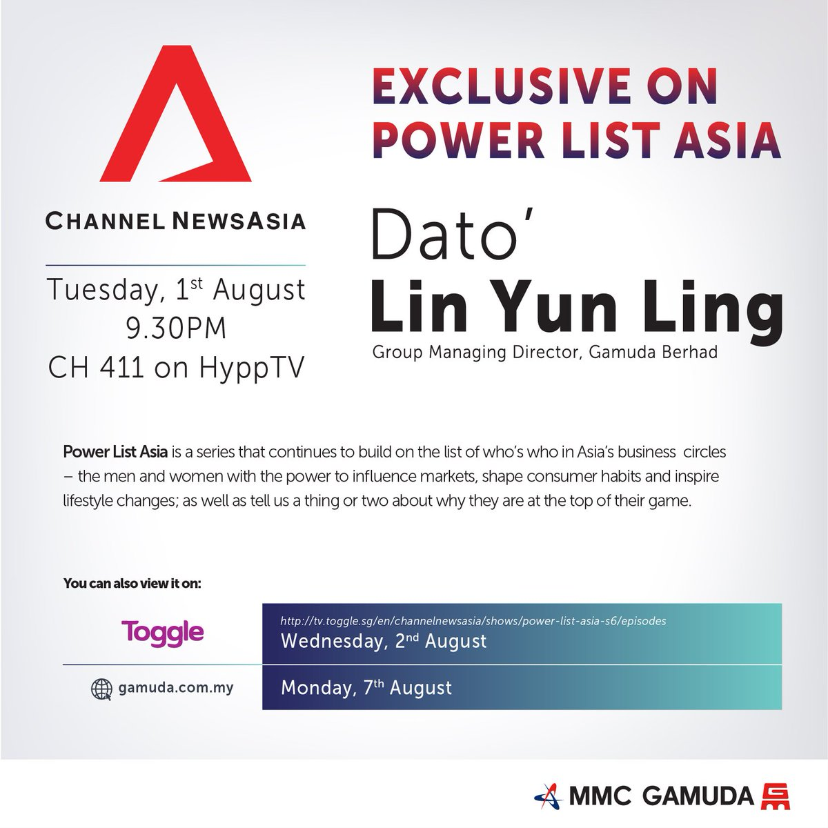 Top Five Toggle Channel Newsasia Catch Up Tv - Circus