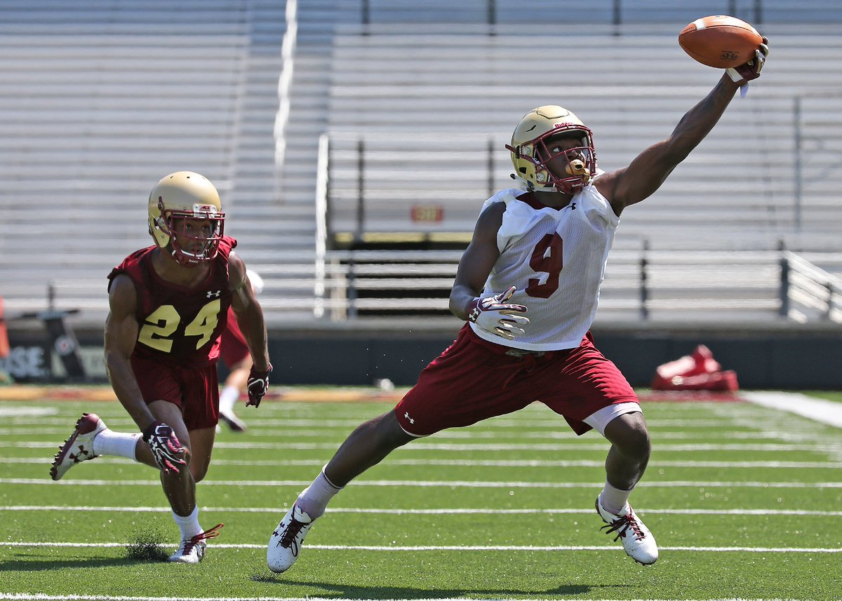 Just saying - look out for @KobayWhite this fall. #717   #BCEagles https://t.co/1NXOyafbb3