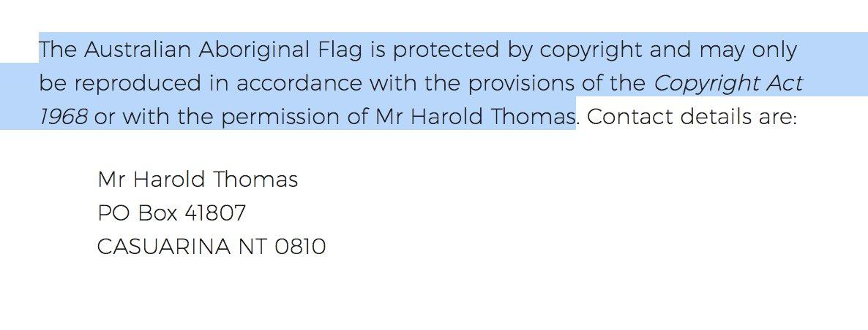 Jeremy Burge On Twitter Til The Australian Aboriginal Flag Is