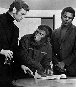 Happy Birthday to Don Murray Governor Breck: Conquest of the Planet of the Apes