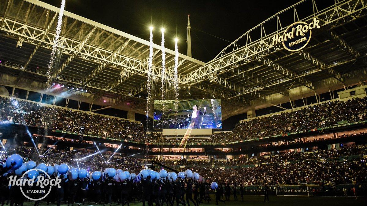 Hard Rock Stadium on Twitter: ...