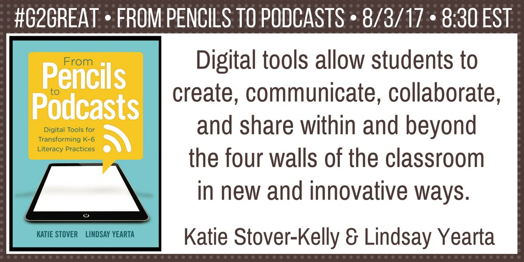 Words of Wisdom from @ktkelly14 & @LYearta thinking about how we promote communication for all Ss @DrMaryHoward @brennanamy #G2Great https://t.co/xRjGn8FQoD