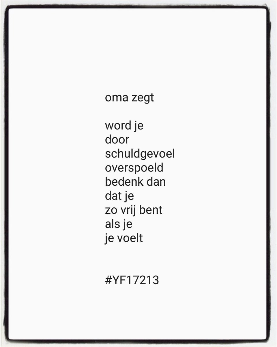 Yvonne Franssen On Twitter Versje Yf17213
