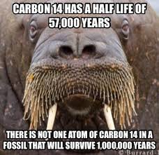 Of carbon dating