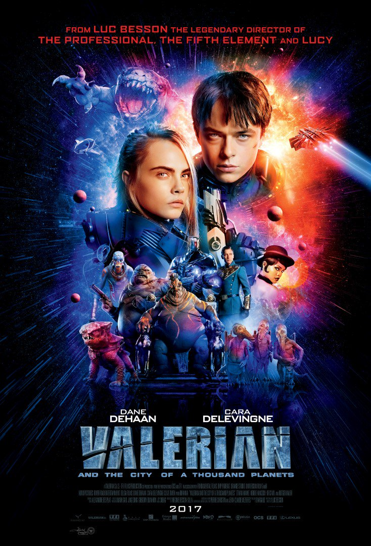 Preview Film Valerian And The City Of A Thousand Planets 2017 Edwin Dianto New Kid On The Blog