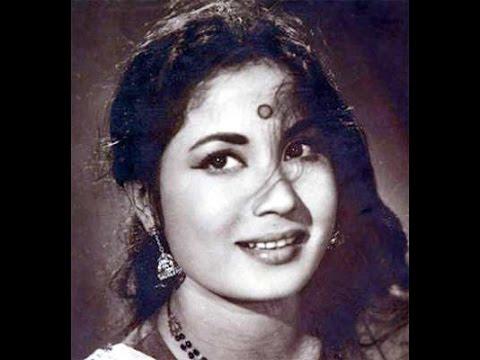 Happy Birthday Movie Actress and Poet. Meena Kumari..