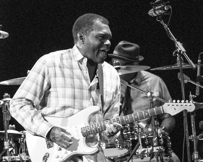 Happy Birthday to Robert Cray born this day 1953