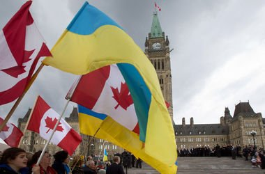 Между Украиной и Канадой начала действовать зона свободной торговли