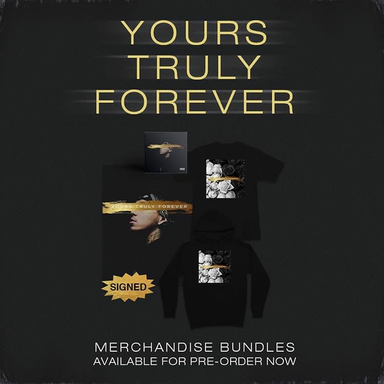 yours truly clothing on twitter yours truly forever merch bundles