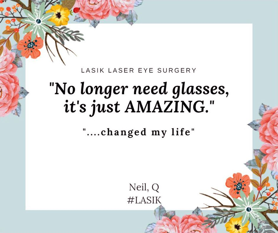 Neil has goosebumps of excitement; being free from vision aids, thanks to #LASIK. He now has the #FreedomToPlay  http:// buff.ly/2ugA6gd  &nbsp;  <br>http://pic.twitter.com/jNR9a8auel