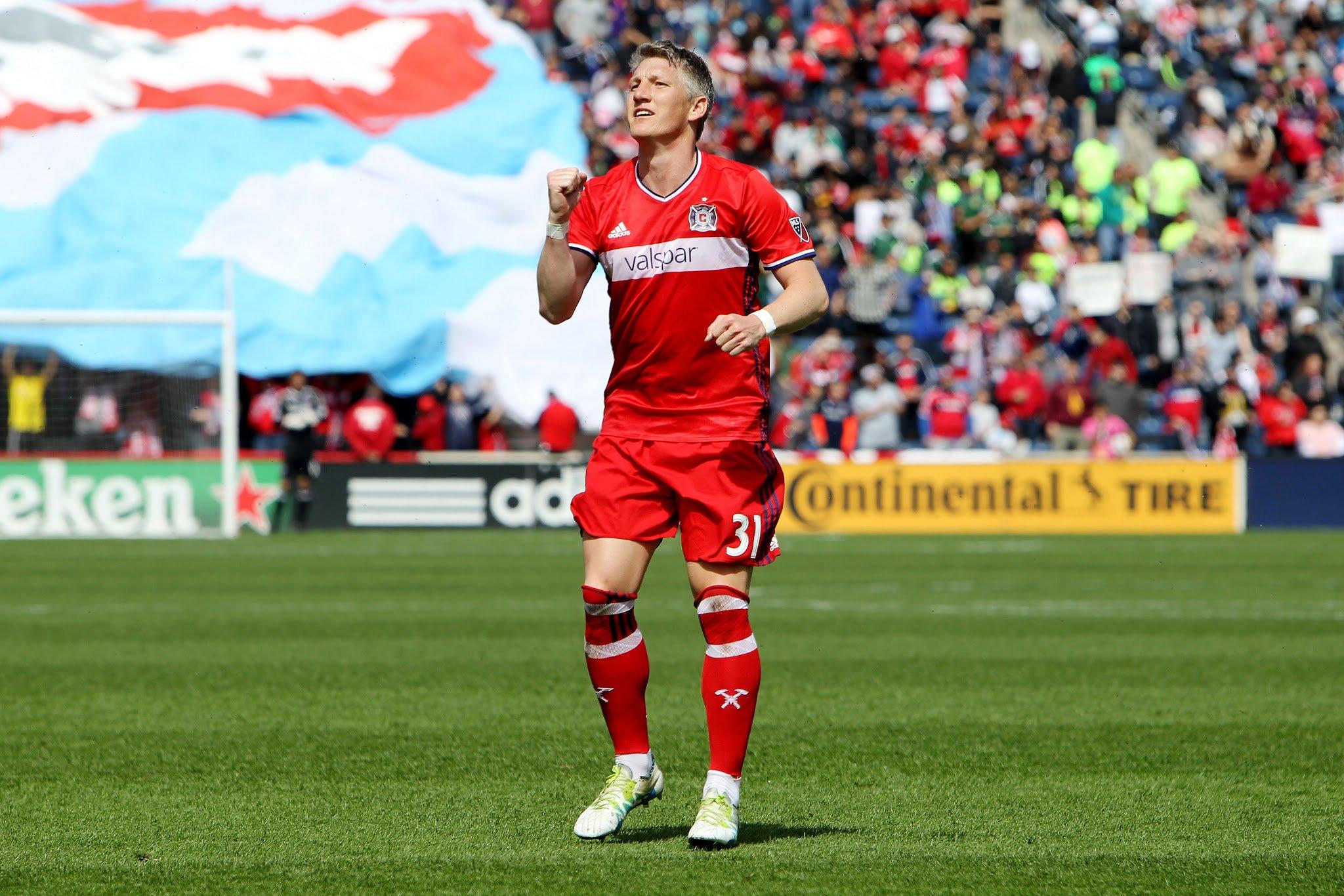 Happy 33rd birthday to team captain Bastian Schweinsteiger!