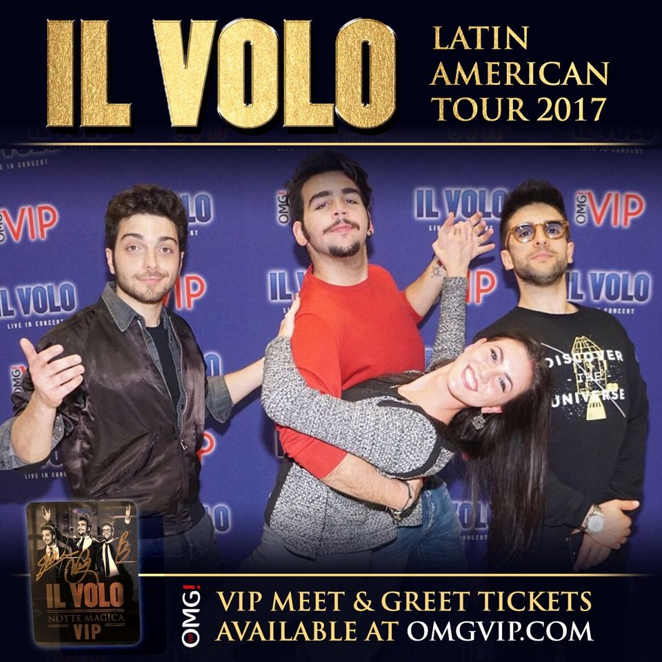 Il volo on twitter ciao il volo fans already have tickets for 400 am 1 aug 2017 m4hsunfo