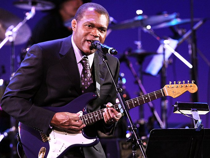 Happy Birthday, Robert Cray!