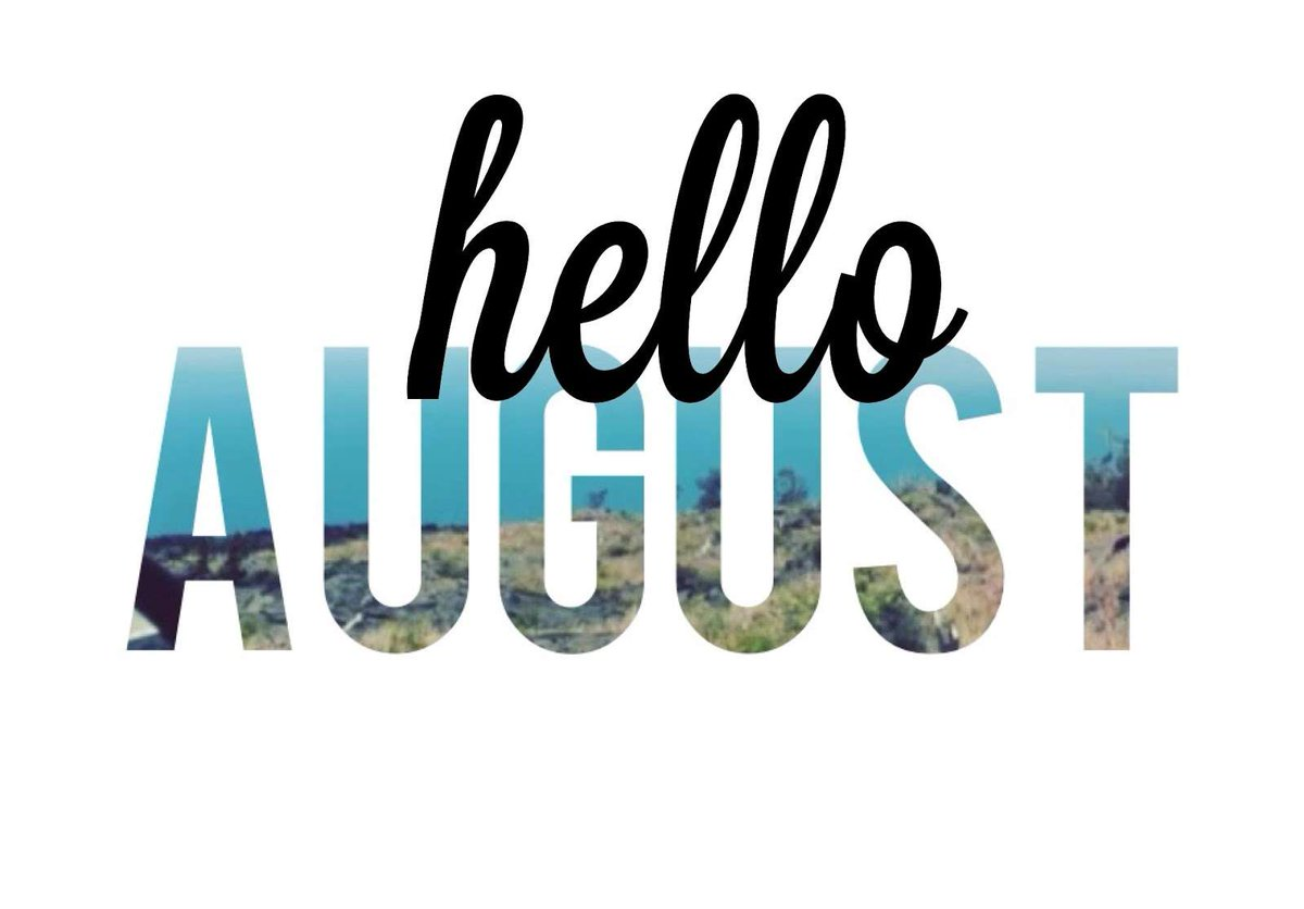 King Day Camp On Twitter Happy 1st Of August 2 All Our Friends KingDayCamp Wishing U A Wonderful Start The New Month