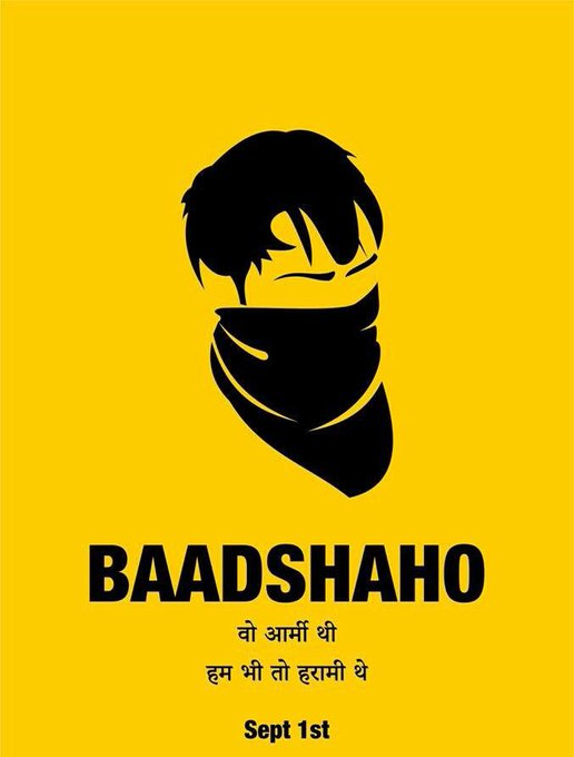The dust storm approaches! #BAADSHAHO -  just one month to go! https://t.co/uJczlzltl4