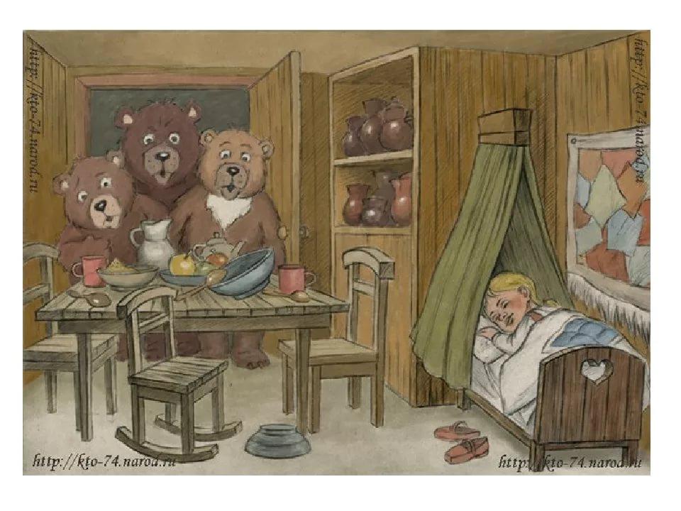 стоит открытки три медведя спят котлы