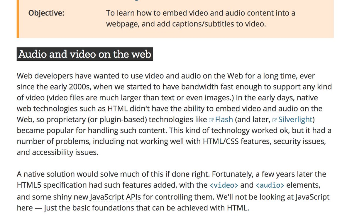Lea verou on twitter such header styling is a ux antipattern the lea verou on twitter such header styling is a ux antipattern the text looks selected esp for users whose os selection color matches the background ccuart Images