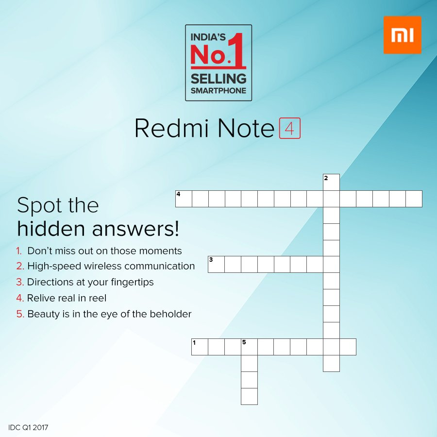 Redmi India on Twitter: