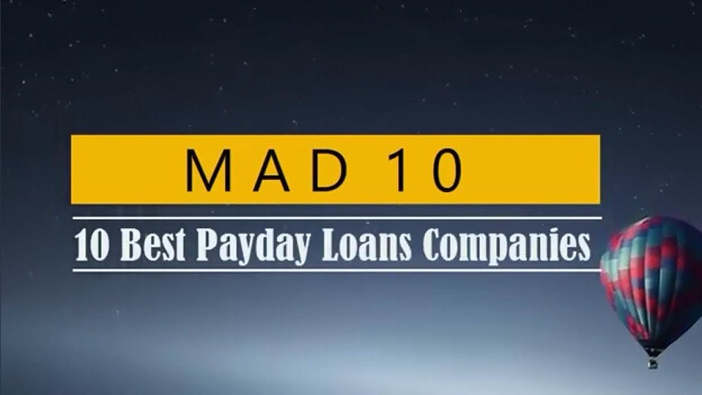 top payday loans companies