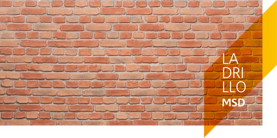de ladrillo macizo terracotta another colour for our rough brick panel