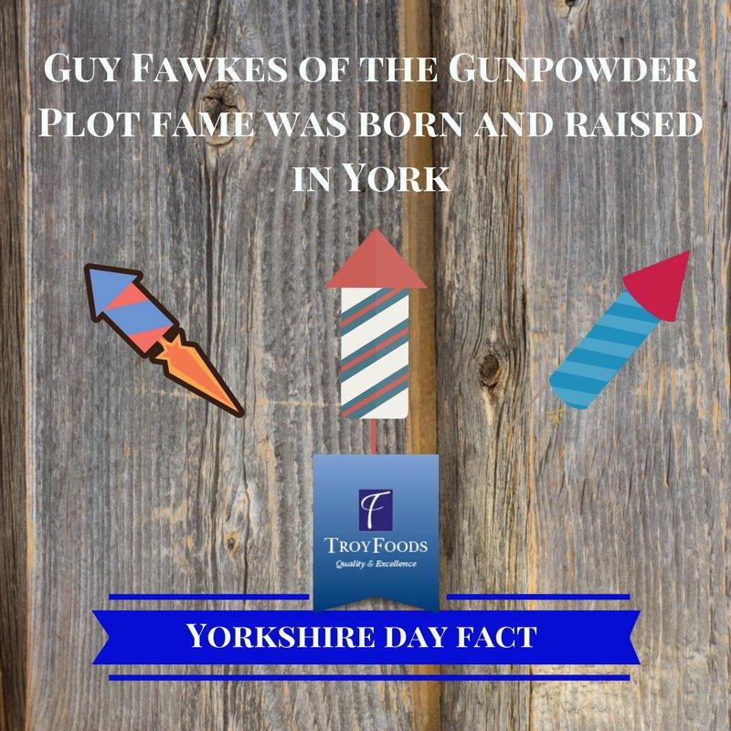 Ready for another Yorkshire fact? #TeamTroy #YorkshireDay #YorkshireBiz <br>http://pic.twitter.com/NNaR0p9bim