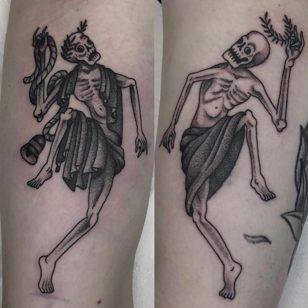 Cloak And Dagger On Twitter Danse Macabre By Al