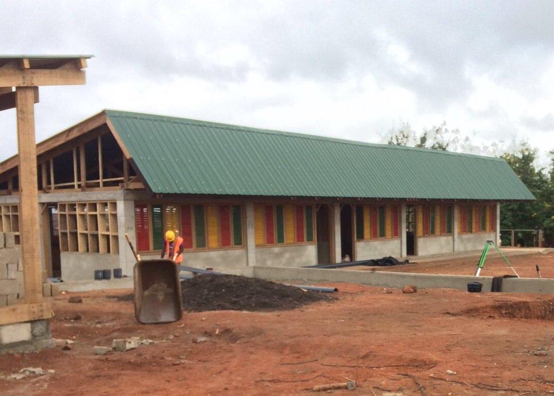 Site in ghana