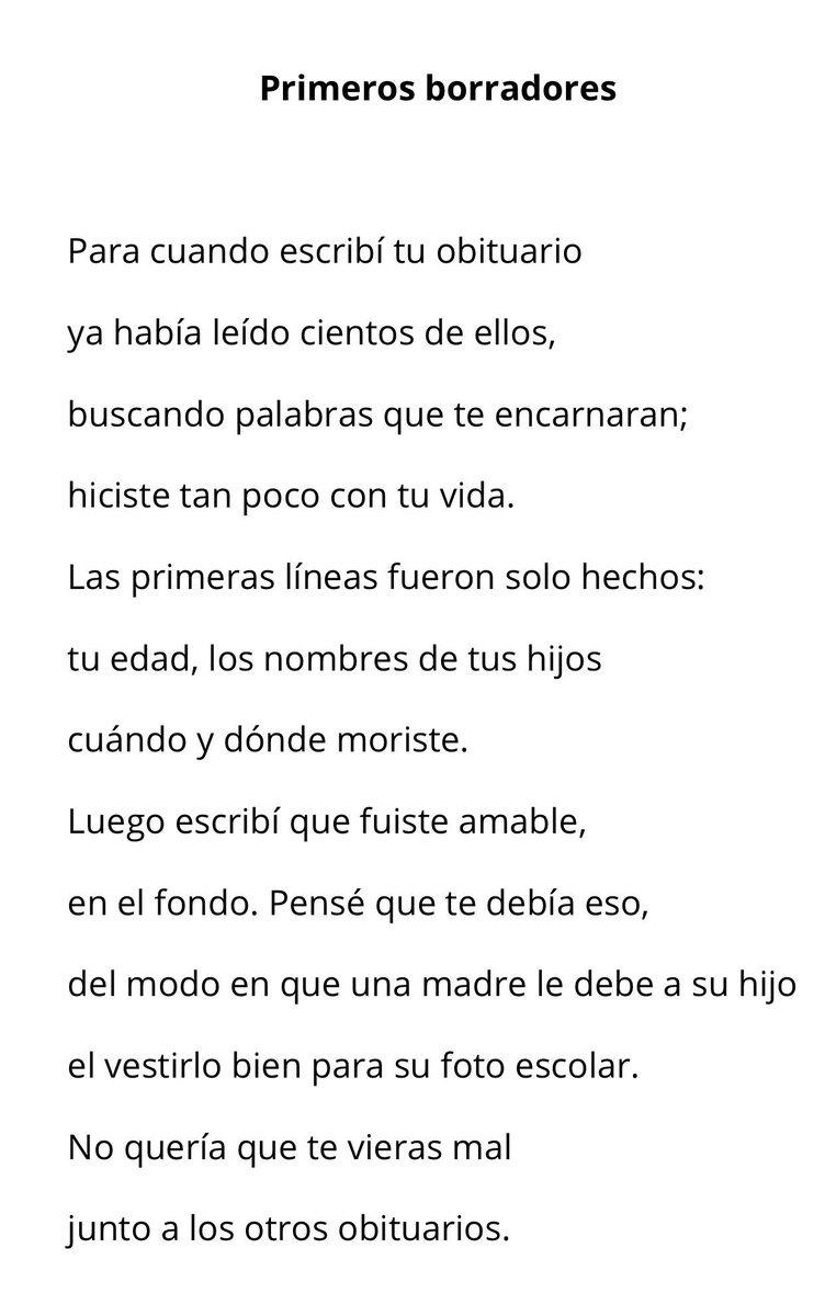 Alí Calderón On Twitter Una Serie De Poemas Sobre La