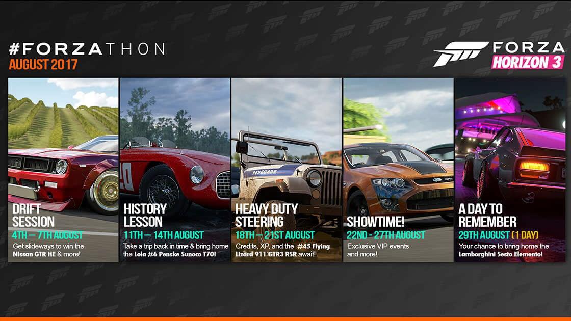 Forza Motorsport on Twitter: