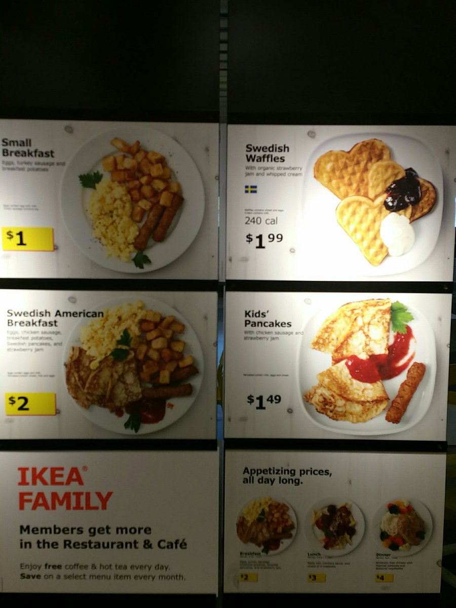 IKEA SG Releases Limited Edition Lobster Laksa Spaghetti + More In New Menu Avail Now